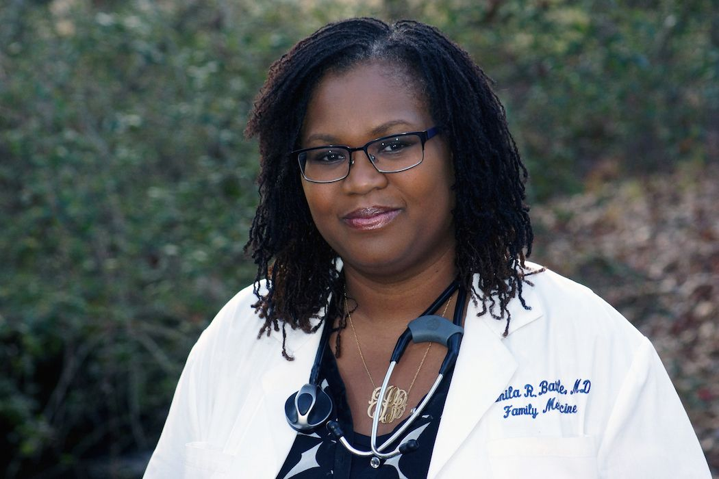 Jamila Battle, MD Author, Physician and Speaker