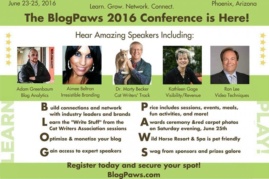 BlogPaws Welcomes Pet People Worldwide