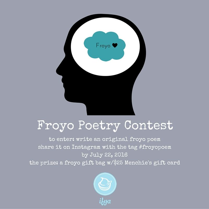 Froyo poetry contest