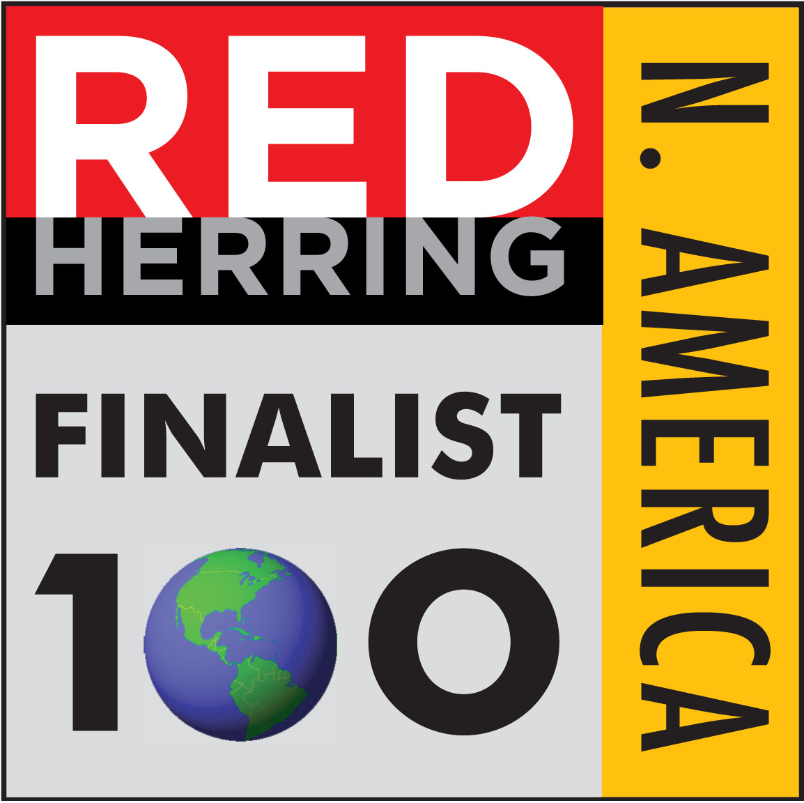 Hughes Systique is a Red Herring North America Top 100 finalist