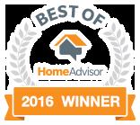 2016 Best Of HomeAdvisor