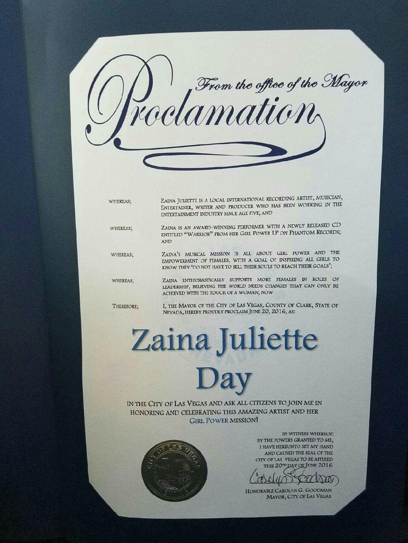 Zaina Day