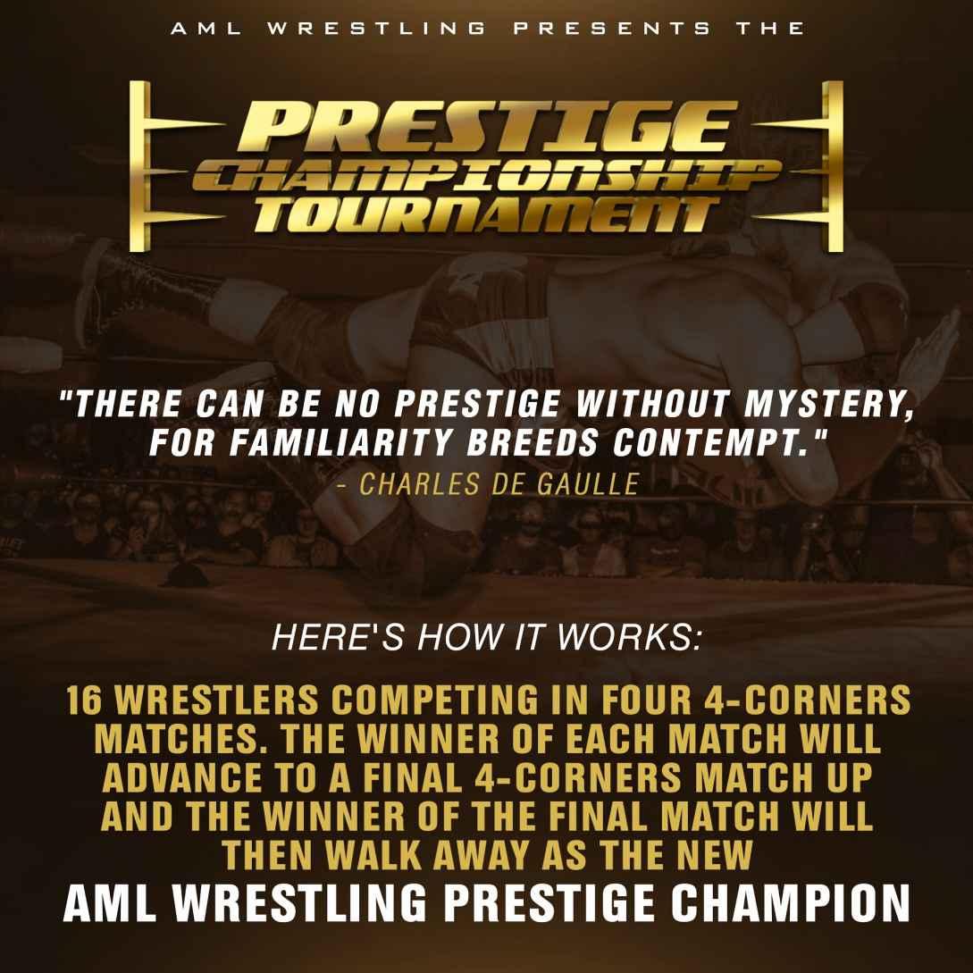 AML Wrestling Prestige Championship