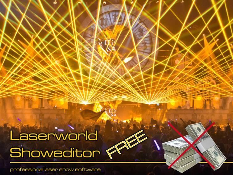 Laserworld Releases Free Ilda Laser Software Laserworld