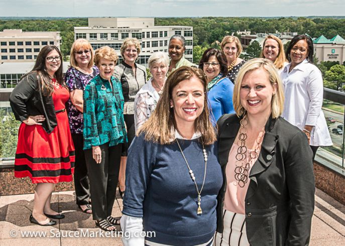 NAWBO Memphis Women's Business Accelerator Leaders & Participants