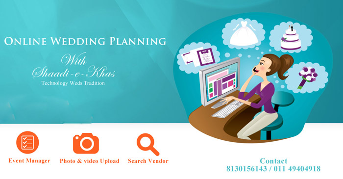 online wedding planning