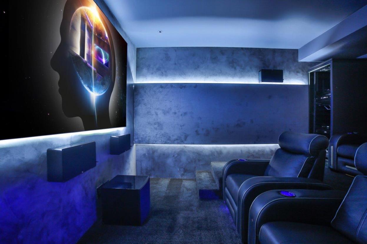 House Cor - Home Cinema