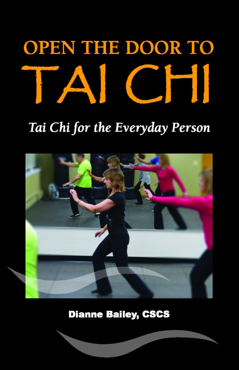 Open Everyday Acrylic Nails Gel Nails Eyelashe: Tai Chi Made Simple With New Book, Open The Door To Tai