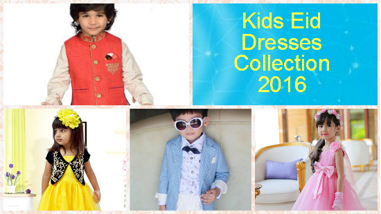 c87a769ed Fashionable Newest Designer Elegant Eid Kids Clothing Collection ...