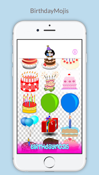 BirthdayMojis Birthday Wishes Uply Media Inc.