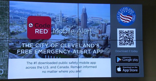 The City of Cleveland launches mass notification system for residents & visitors