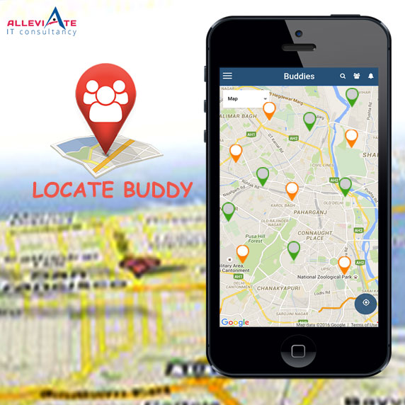 AITC launches new mobile app Locate Buddy