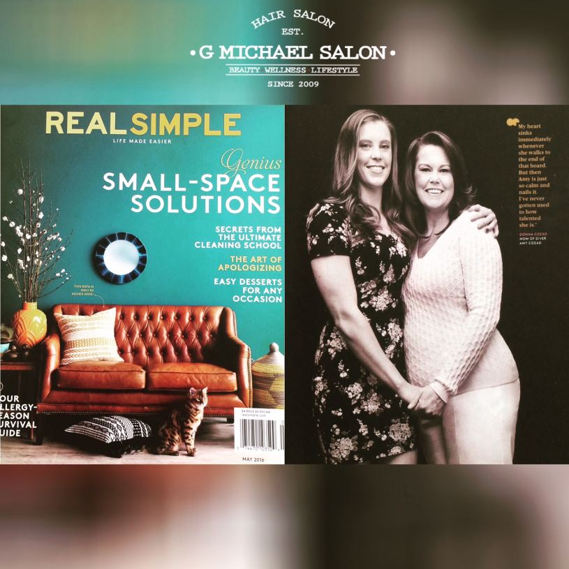 Indianapolis salon styles olympians hair for real simple for Actual beauty salon