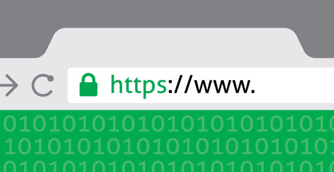 Protect Your Customer Sensitive Data with SSL Certificate HTTPS Padlock