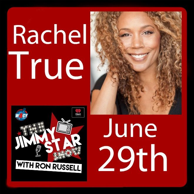 Rachel True on The Jimmy Star Show with Ron Russell