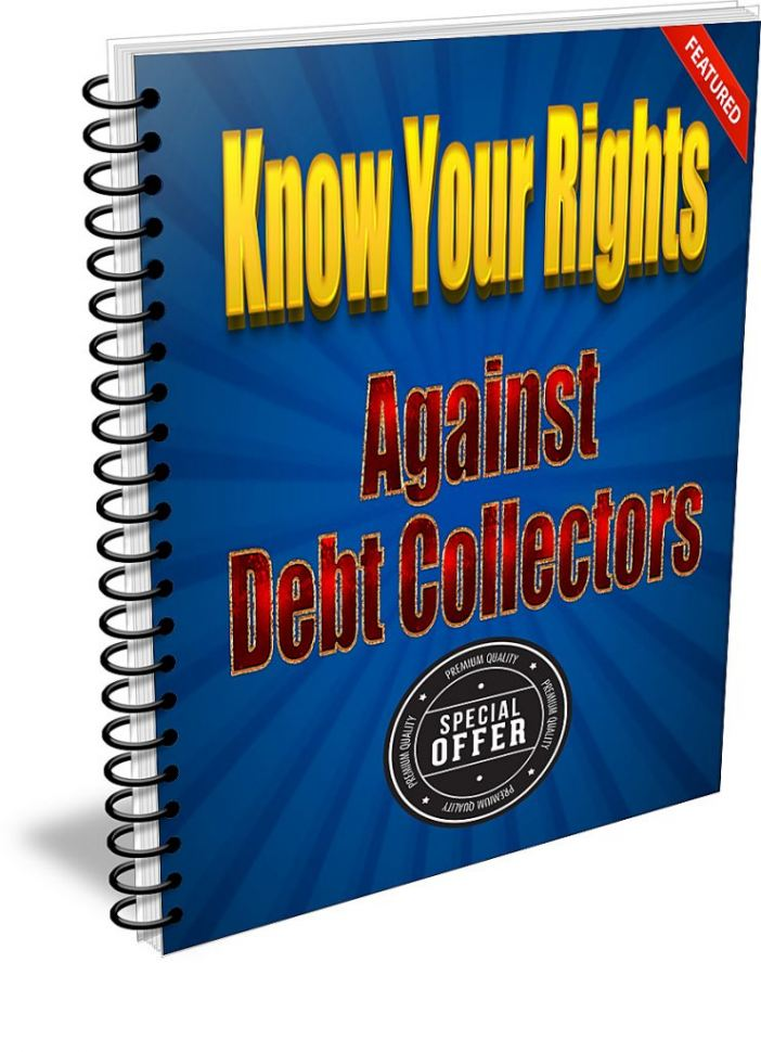 Know Your Rights Against Debt Collectors Free Repo