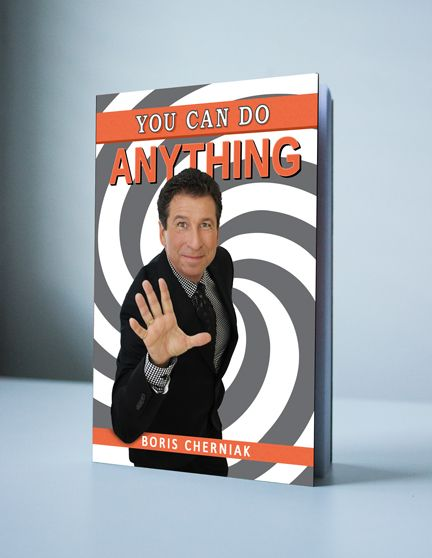 BOOK: YOU CAN DO ANYTHING by BORIS CHERNIAK