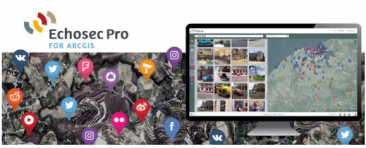 Echosec Pro for Social Search Now Available in the ArcGIS Marketplace