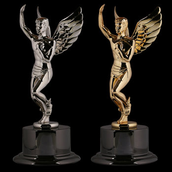 Hermes-statues