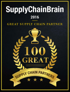 2016 Great Supply Chain Partner