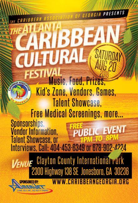 Atlanta Caribbean Cultural Festival