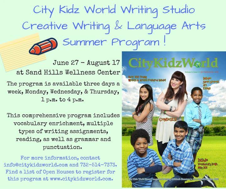 City Kidz World Writing Studio (CKW Studio)