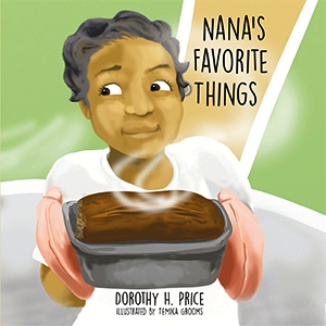 Nana's Favorite Things availble now!