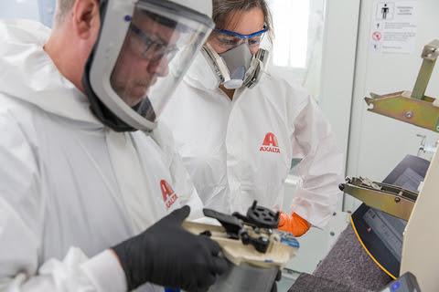 Axalta launches Master Refinish Certification.