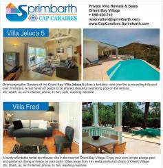 St Martin Wedding Presents Villas And Villa Rental