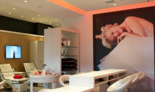 First of many houston area marilyn monroe spas franchise for 18 8 salon franchise