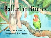 """Marina Yamamoto's """"Ballerina Birdies"""""""
