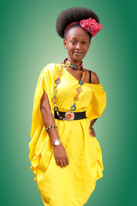 Blandine Umuziranenge, Founder & Managing Director, Cosmos Multimedia