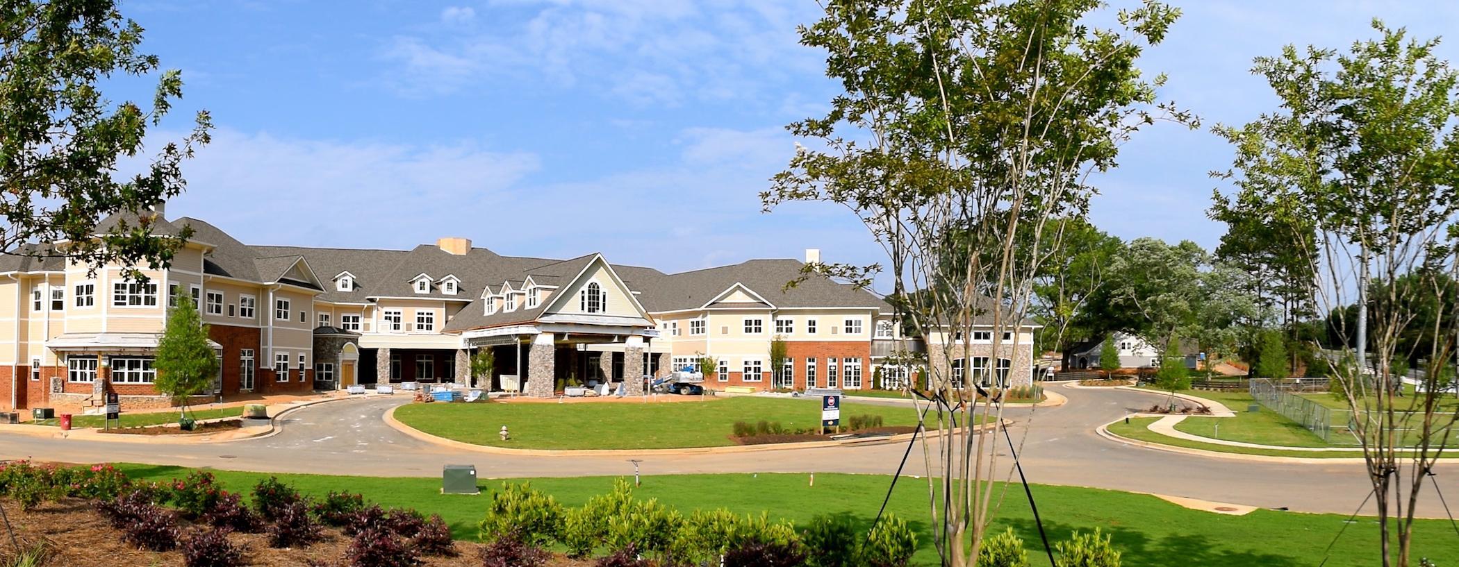 Sterling Estates Senior Living Communities Build On Their