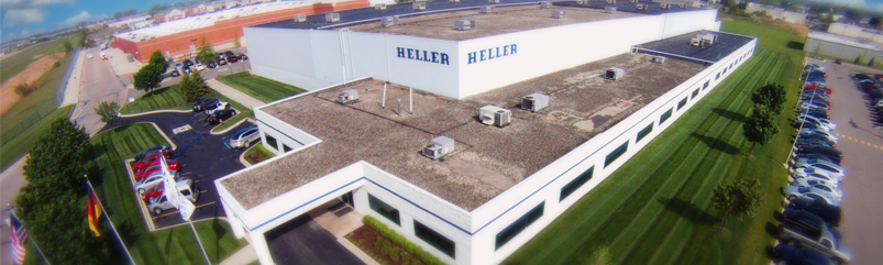 HELLER Machine Tools Building in Troy, Michigan gets Energy Efficient Upgrades