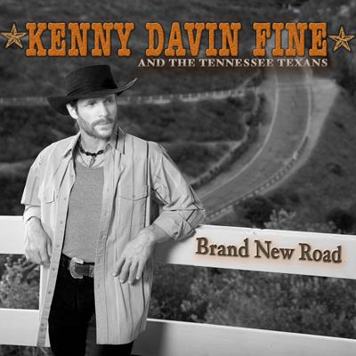 "Kenny Davin Fine ""Brand New Road"""