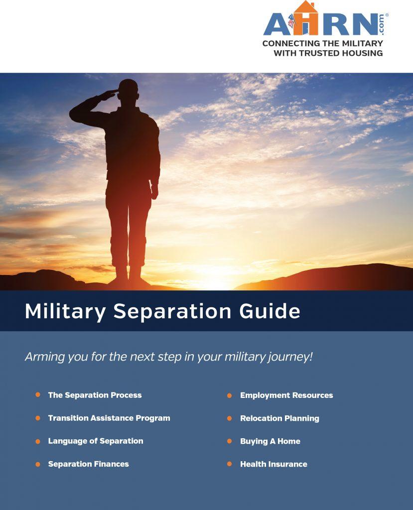 AHRN.com Separation Guide