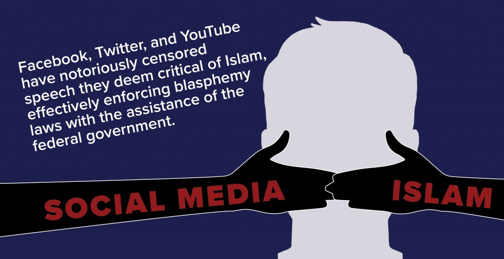 "Social Media's Censorship on ""Anti-Islam"" Speech"