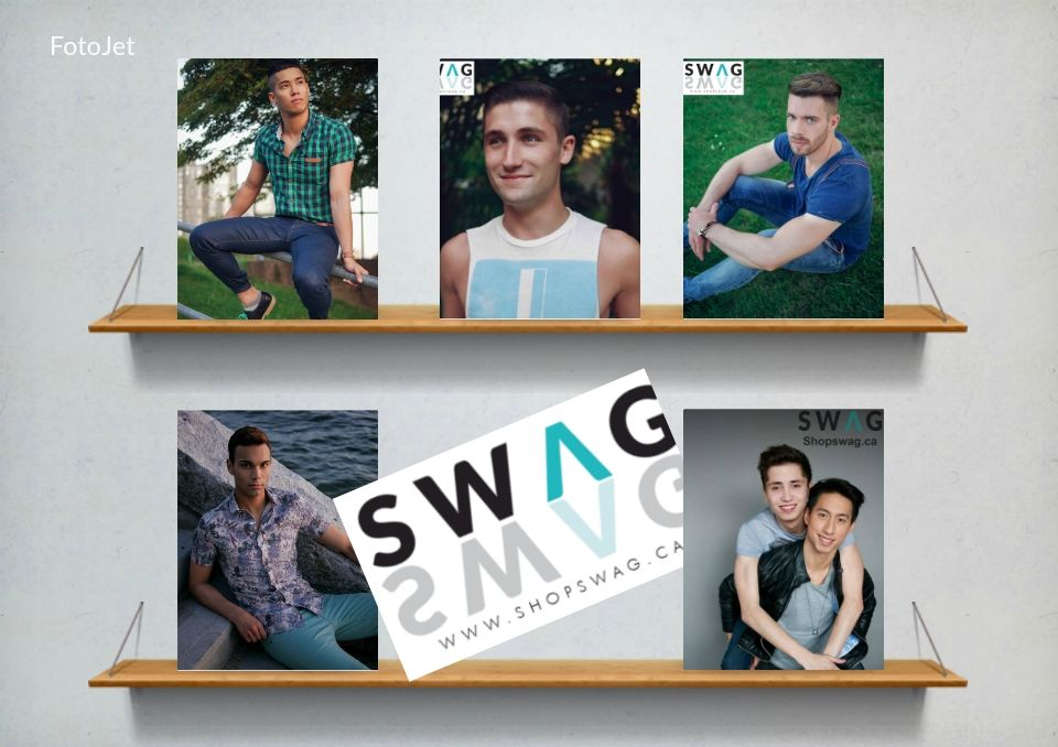 INTRODUCING THE SWAG BOYS