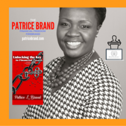 PATRICE BRAND - The Financial Freedom Firebrand To Speak Friday 7/15 in Chicago