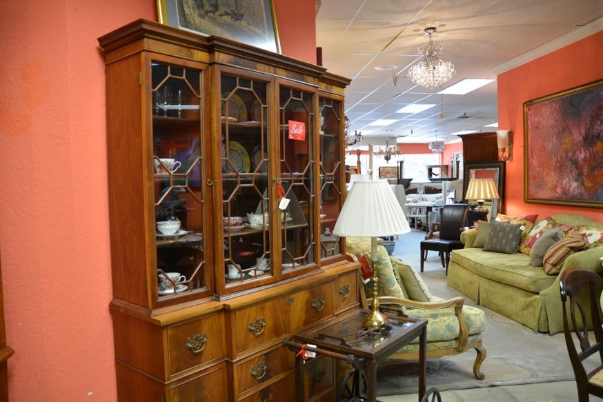 check out a consignment furniture store in south florida