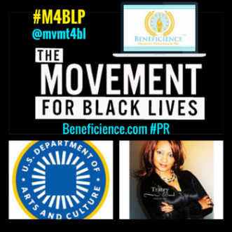 #M4BLP Beneficience.com PR joins w/ USDAC in the movement for black lives pledge
