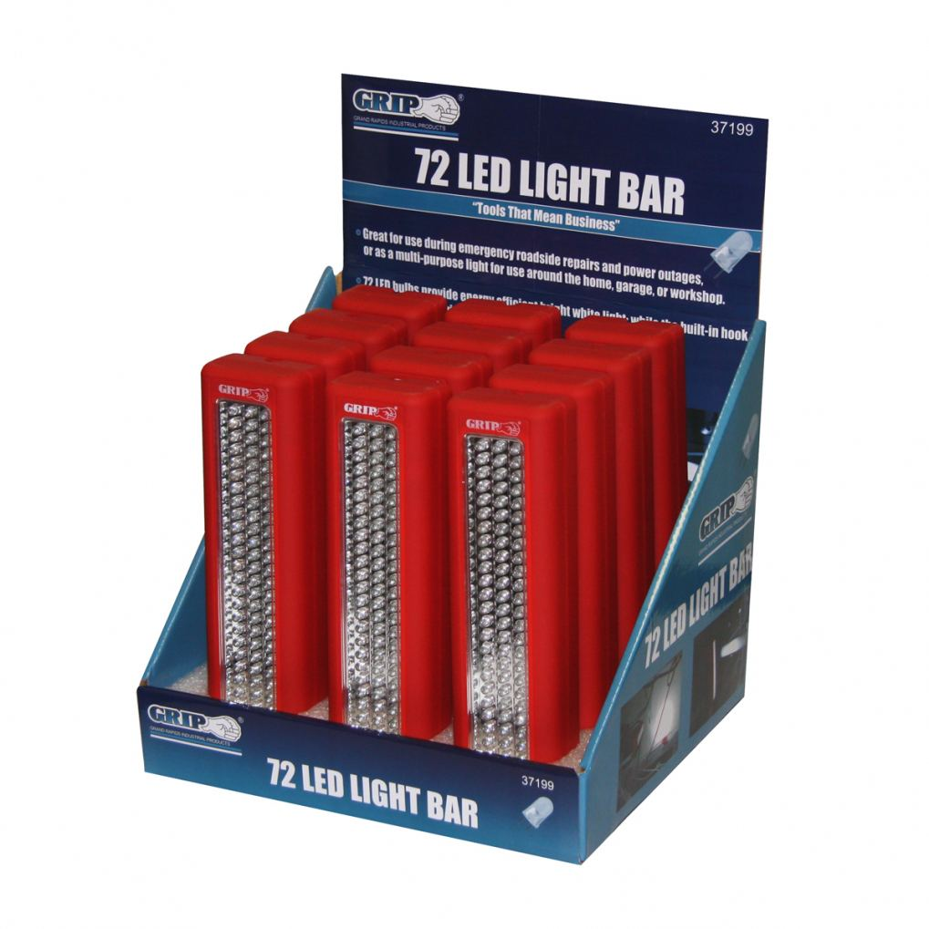 GRIP 72 LED Light Bar Display