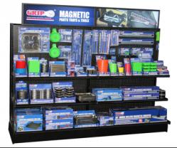 GRIP Magnetic Retail Displays
