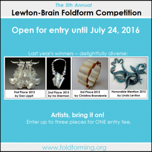 2016 Call for Entries