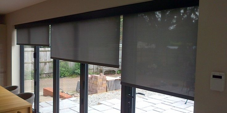 Introducing Electric Blinds For Bi Fold Doors By Deans