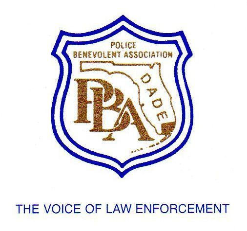 Dade County PBA letterhead