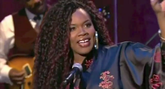 Tamika Harper known as Georgia Me will be the opening act for Jill Scott