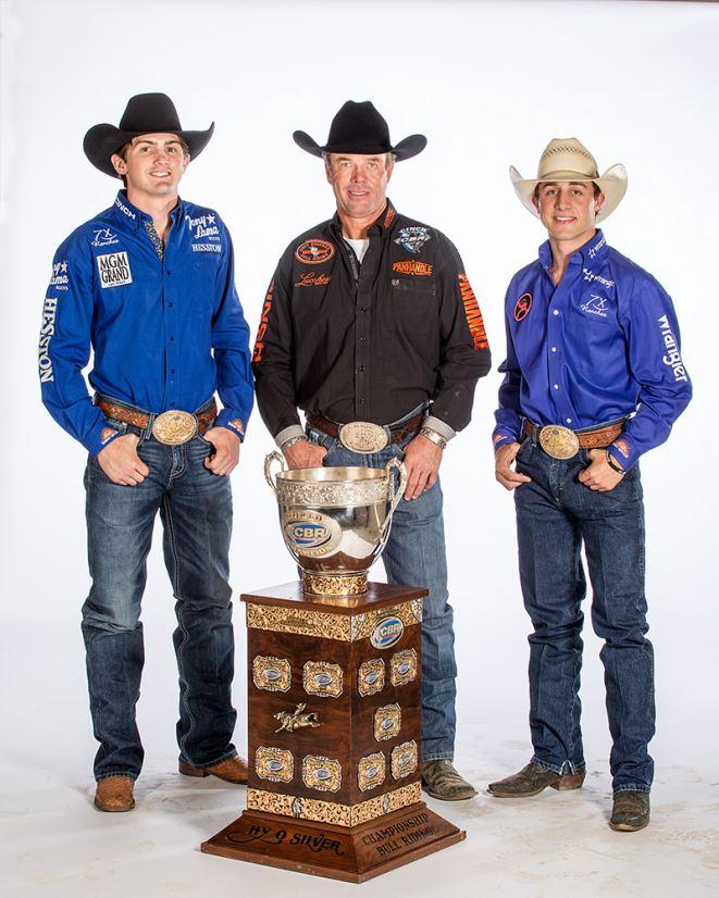 World Champions Teel, Hedeman, Kimzey Return to CBR Action in Cheyenne