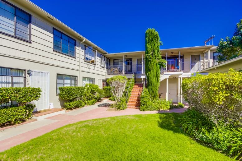 Kensington San Diego Multifamily Sold By San Diego