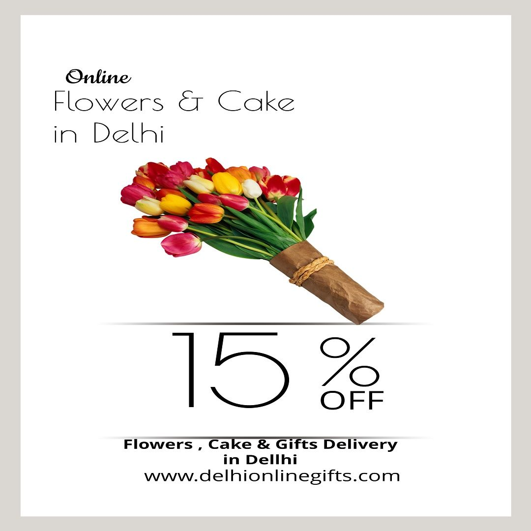 New Range Of Flowers Cake And Gifts In Delhi By Delhionlinegifts